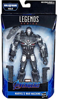 Marvel Legends Avengers Marvel's War Machine