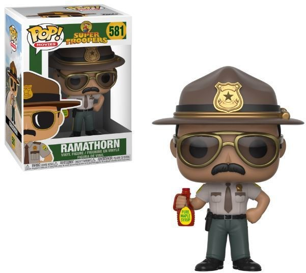 POP Movies - Super Troopers - Ramathorn