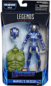 Marvel Legends Avengers Marvel's Rescue