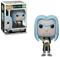 POP! Animation Rick & Morty Teacher Rick Funko POP