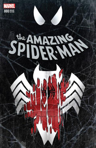 Amazing Spider-Man #800 Tyler Kirkham Trade Dress Exclusive