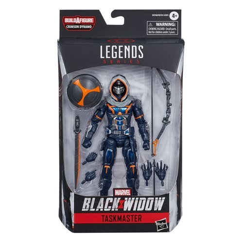 Black Widow Marvel Legends 6-Inch Taskmaster Action Figure - State of Comics