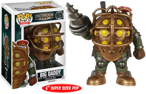 POP Games - Bioshock - Big Daddy