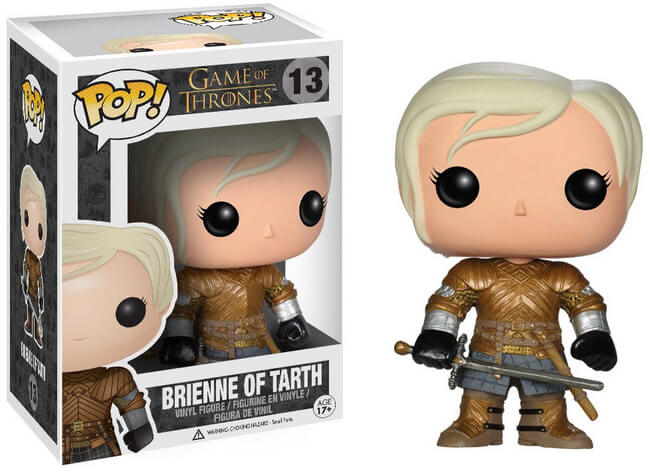 POP Television - Game of Thrones - Brienne of Tarth