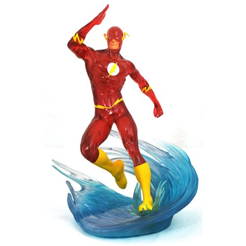 DC Gallery SDCC 2019 Speed Force Flash PVC Statue - State of Comics
