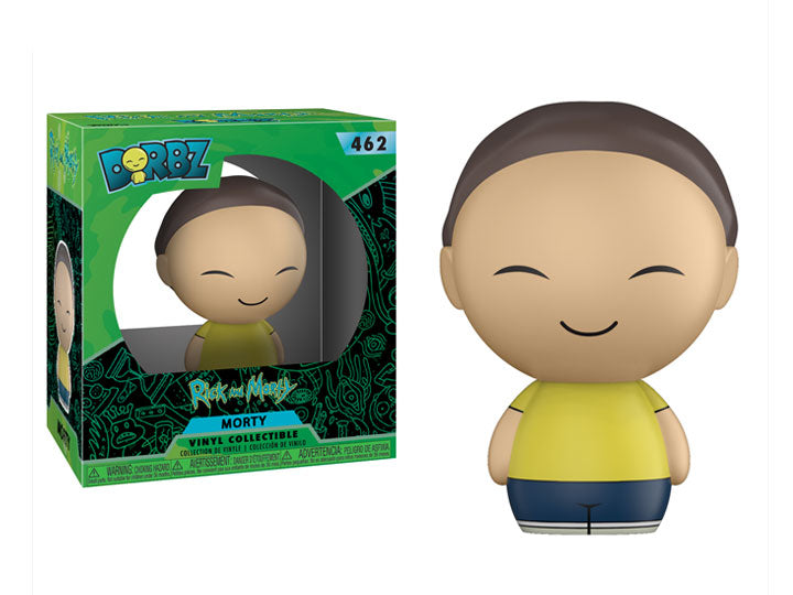 Dorbz - Rick & Morty - Morty
