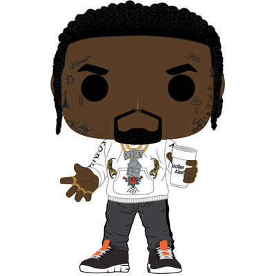 POP! Rocks Migos Offset Funko POP