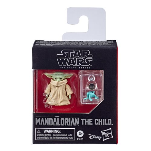 "Star Wars Black Series The Mandalorian The Child 6"" Scale Figure"