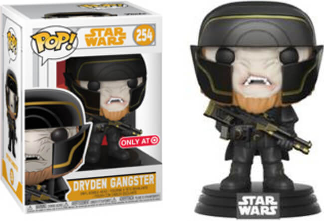 POP! Star Wars - Star Wars - Dryden Gangster