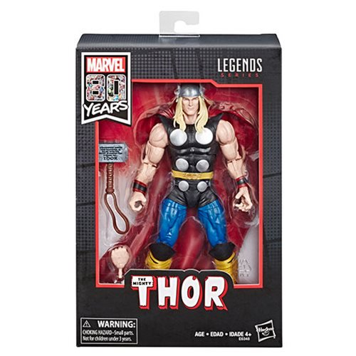 Marvel Legends 80th Anniversary Thor 6-Inch Action Figure - State of Comics