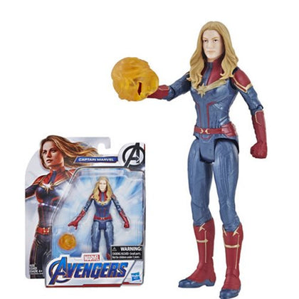 Avengers Endgame Captain Marvel Action Figure - State of Comics