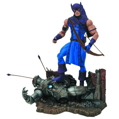 Marvel Select - Hawkeye - State of Comics