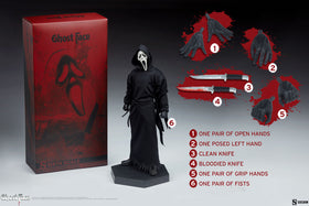 Ghost Face® Sixth Scale Figure by Sideshow Collectibles