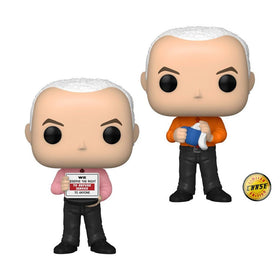 POP! Television Friends Gunther Guaranteed Chase Bundle Vinyl Figure