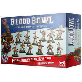 Blood Bowl Imperial Nobility Team The Bögenhafen Barons