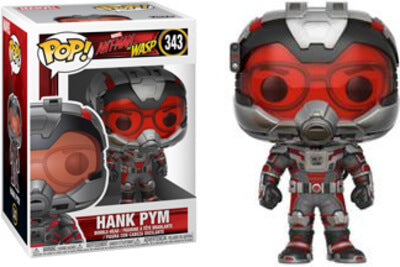POP Marvel - Ant-Man and the Wasp - Hank Pym