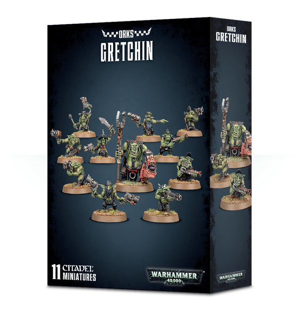 Warhammer 40k Orks Gretchin - State of Comics