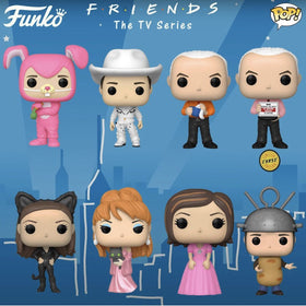POP! Television Friends Guaranteed Chase Bundle Vinyl Figures