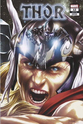 Thor #12 Mico Suayan Exclusive Trade Dress