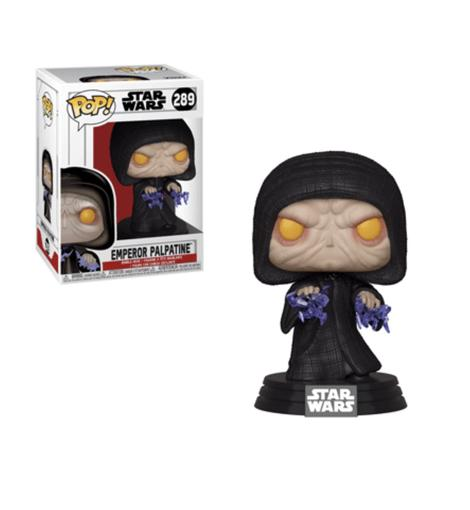POP Star Wars Emperor Palpatine Funko POP - State of Comics