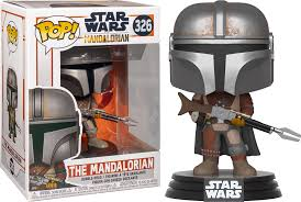 POP Star Wars Mandelorian The Mandalorian Funko POP