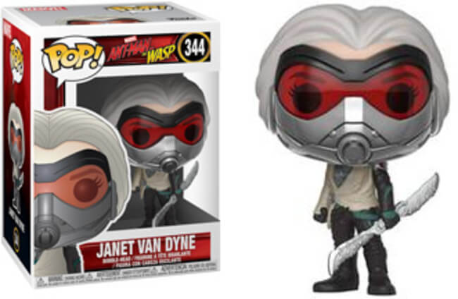 POP Marvel - Ant-Man and the Wasp - Janet Van Dyne