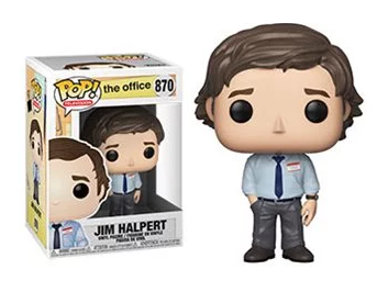 POP! Television The Office Jim Halpert Funko POP - State of Comics