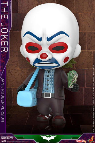 Cosbaby The Dark Knight Trilogy The Joker Bank Robber