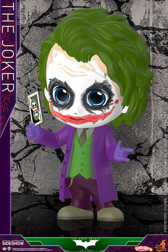 Cosbaby The Dark Knight Trilogy The Joker