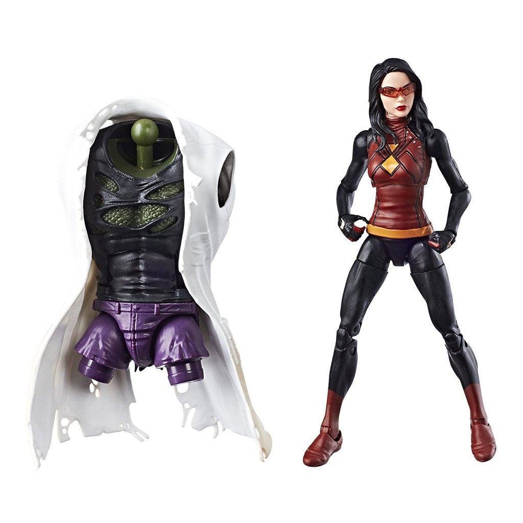 Marvel Legends Spider-Man Spider-Woman