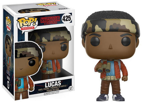 POP! Television - Stranger Things - Lucas