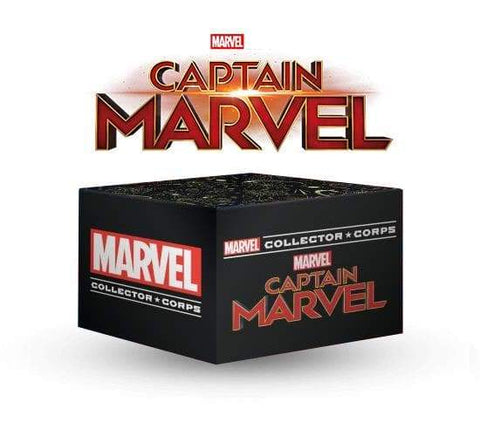 POP! Marvel Captain Marvel Funko POP! Subscription Box (3XL)