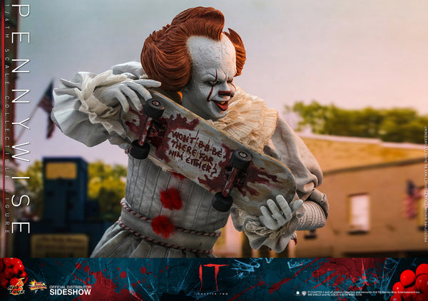 Hot Toys Pennywise Sixth Scale Figure - State of Comics