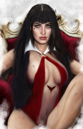 Vampirella #12 Piper Rudich Exclusive Virgin