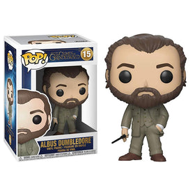 POP Movies Fantastic Beasts Albus Dumbledore Funko POP