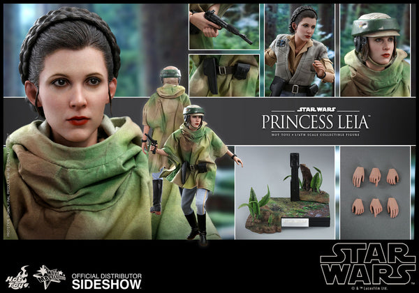 Hot Toys Star Wars Princess Leia Sixth Scale Figure - State of Comics