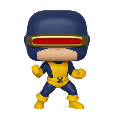 POP Marvel 80th Anniversary Cyclops First Appearance Funko POP - State of Comics