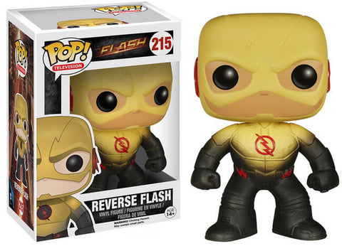 POP! Heroes - DC Heroes - Reverse Flash