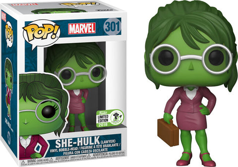 POP! Marvel - Marvel - She-Hulk