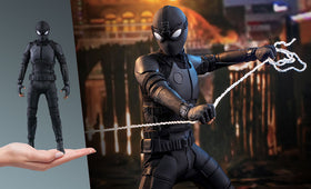 Spider-Man (Stealth Suit) Sixth Scale Figure by Hot Toys