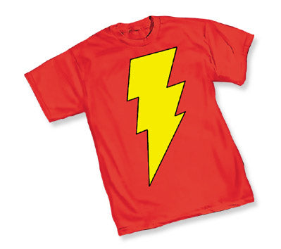 Shazam Logo T-Shirt - State of Comics