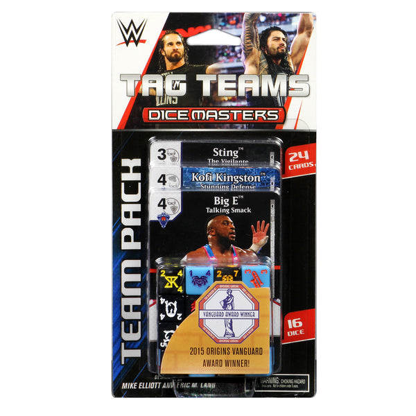 WWE Dice Masters Tag Teams Team Pack - State of Comics