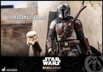 Hot Toys Mandalorian Sixth Scale Figure