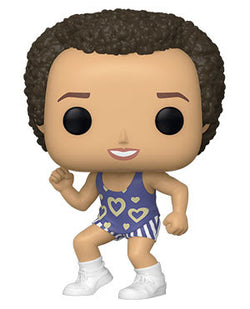 POP! Icons Dncing Richard Simmons Funko POP