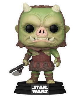 POP! Star Wars The Mandalorian Gamorrean Fighter Funko POP
