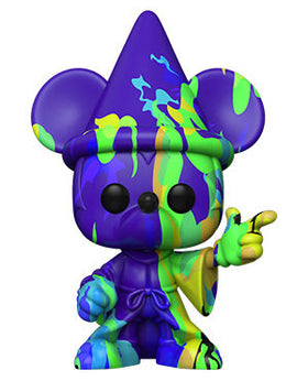 POP! Disney Fantasia 80th Mickey Artist Series #2 Funko POP