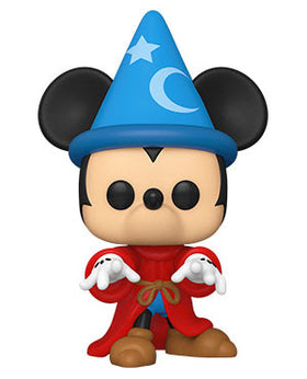 POP! Disney Fantasia 80th Sorcerer Mickey Funko POP