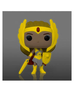 POP! Masters of the Universe Classic She-Ra  Glow in the Dark Specialty Series Funko POP
