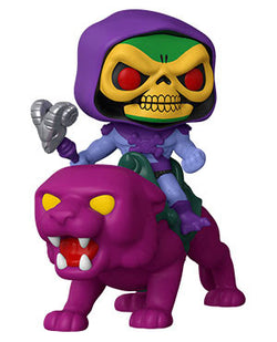 POP! Masters of the Universe Skeletor on Panthor Funko POP