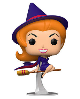 POP TV Bewitched Samantha Stephens as Witch Vinyl Figure